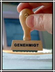 genehmigt-Page